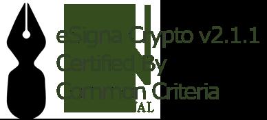 eSigna Crypto v2.1.1 By CommonCriteria